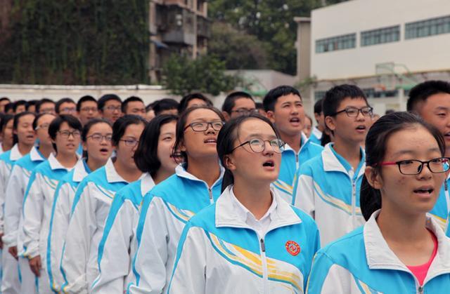郑州市 向国旗敬礼 活动启动仪式在四中举行图片