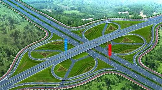 衡阳二环南路蔡伦大道—蒸阳南路段预计春节前通车