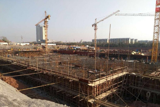 衡阳高新区创新中心主体建筑2018年底完工