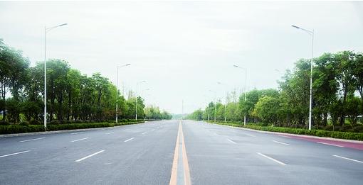 """三条市政道路组成的北部""""大动脉"""""""