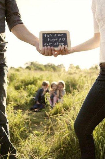 超有爱的家庭拍照姿势 不看你就out了