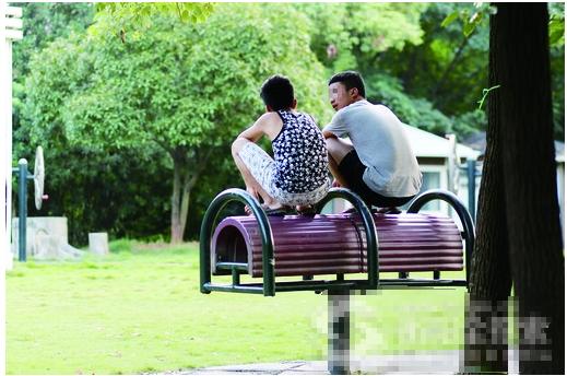 三年后,衡阳城区大半公共健身器材将超龄