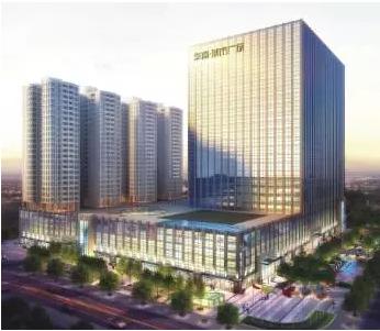 衡阳华南·城市广场与戴德梁行联手 打造城市新地标