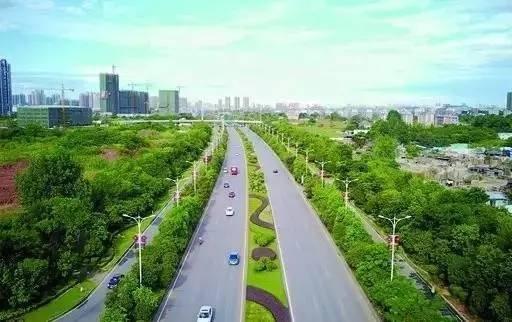 待在衡阳,一定要关注衡州大道两厢的未来发展!