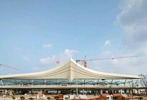南岳机场顺利通过民航部门的行业验收