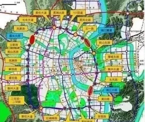 二环西路即将通车,此处的住宅/公寓/商铺无限升值