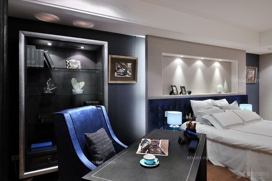 欧式时尚风格 巴洛克式卧室
