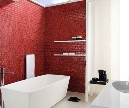 个性小户型卫生间装修案例