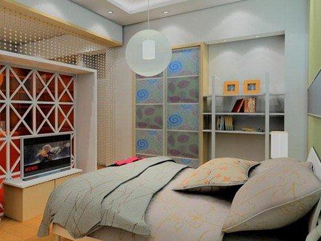 10平方米的卧室装修怎么设计好看