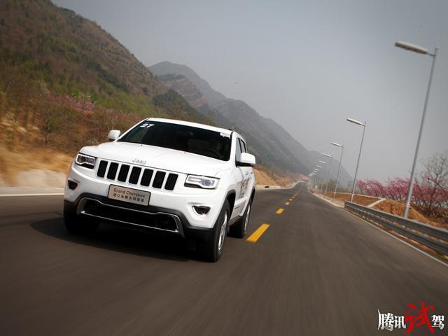 油耗测试Jeep大切诺基柴油版 节省立竿见影
