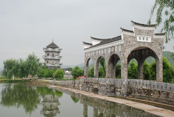 小埠古村提质改造全部完成 迎接郴州旅游文化节