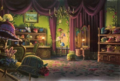 宫崎骏漫画的超治愈系家居 如何把二次元装进家