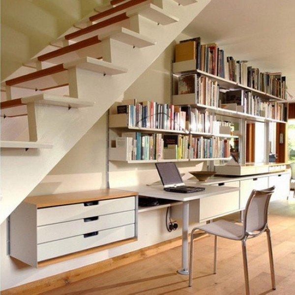 15招优雅设计 楼梯角空间巧利用