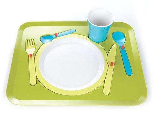 缤纷餐具胃口大开 让你生活乐趣无穷。