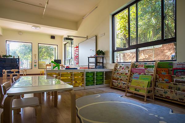 长沙颜值最高幼儿园:长在森林里的自然课堂图片