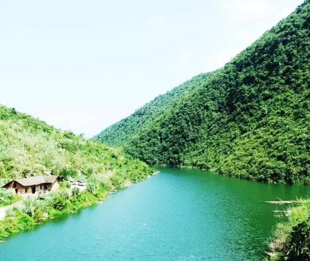壶瓶山沿途风景很美-湖南最高的6座山 你认识几座图片