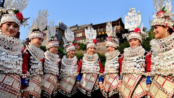 中国·凤凰第5届中国苗族银饰服饰节12月1日开启图片