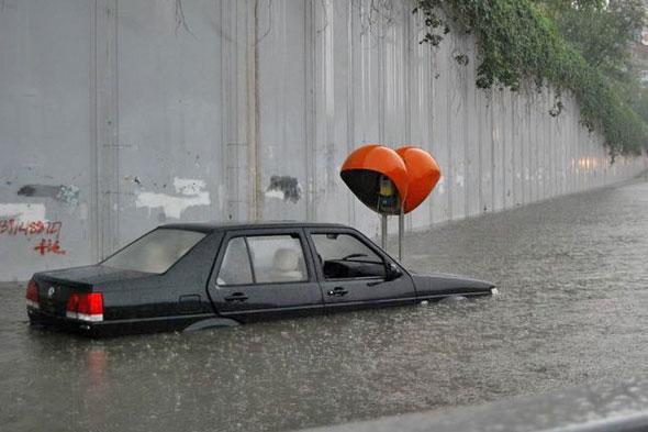 雨天行车指南