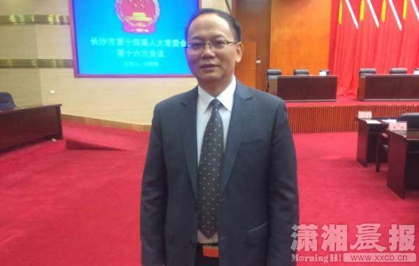 长郡校长卢鸿鸣履新长沙市教育局局长