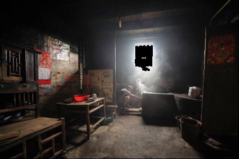食指派:最后的老屋