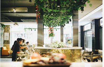 长沙理工大学食堂惊艳上线 完全五星级酒店即视感