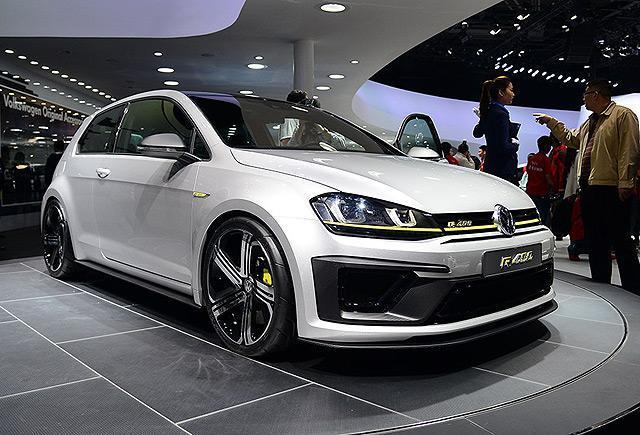 [国内车讯]大众计划推出高尔夫R400量产版