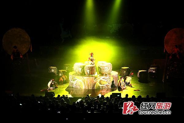 湖南张家界《魅力湘西》首演 民俗大戏庆新春