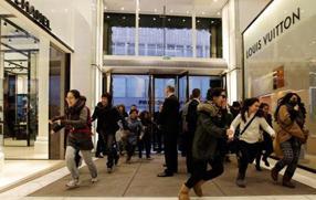 15年国人买走全球46%奢侈品 2016海外购或达顶峰
