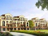 城中央、低密度、高品质豪宅