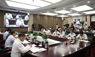 湖南省政协委员踏察归来 与网友共议生态洞庭