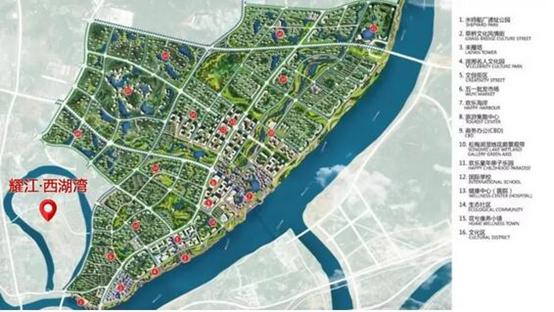 石鼓区最新规划图
