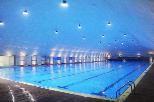 长沙这几个游泳馆 游泳玩水两不误