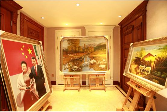 长沙豪利私人艺术馆携千万拍品盛大开业