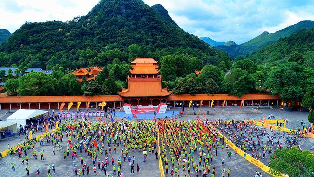 九嶷山即将迎来中国户外健身休闲大会 上演户外运动嘉年华