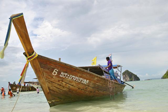 隐世天堂:泰国南部最美的甲米