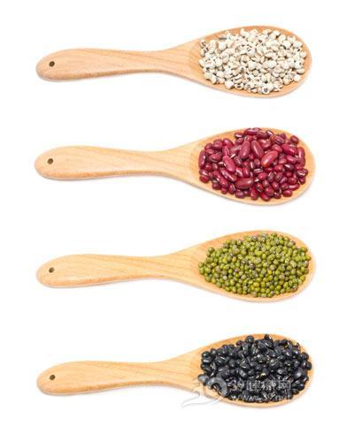 豆类-薏苡-薏�\-薏米-红豆-绿豆-黑豆_20531292_xxl