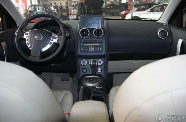 长沙东风日产逍客最高优惠1.6万 现车在售