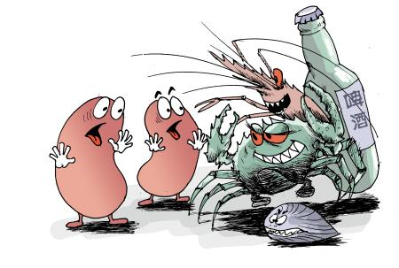 经常憋尿 感染后损伤肾功能