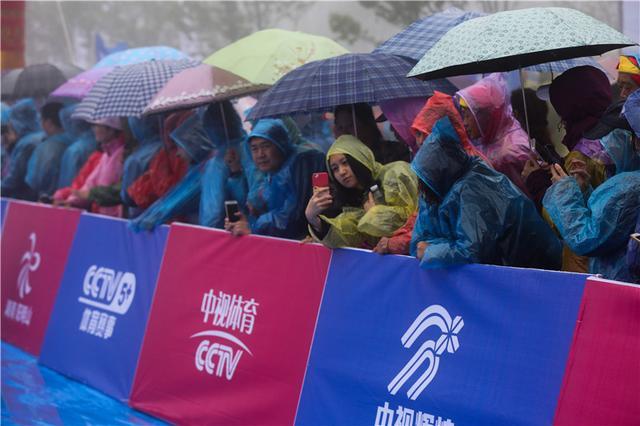 """湖南·阳明山""""和""""文化旅游节 雨中越野跑更显魅力"""