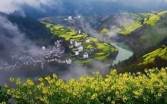 世界上最浪漫的16个小镇 中国有两个上榜