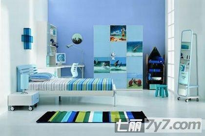 家居装修风水 色彩选用知识4禁忌