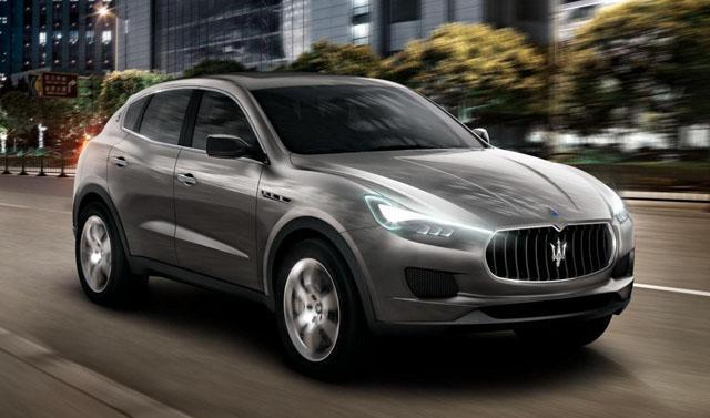 [海外车讯]玛莎拉蒂SUV将基于轿车平台打造