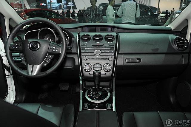 [国内车讯]一汽马自达CX-7将于7月中旬上市