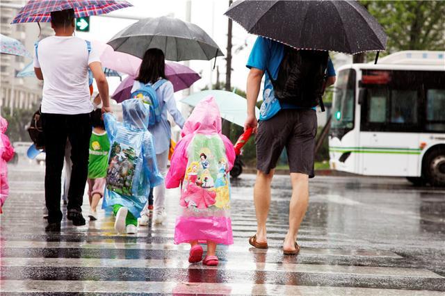 孩子,挑战! 金色梯田幼儿园别样六一亲子徒步五公里