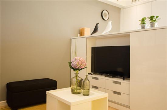 10平方单身公寓装修