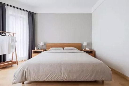 88平清爽紧凑两居室 刮来了一阵原木风