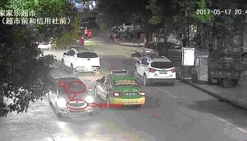 邵阳一女子开车时接电话 撞死环卫工后逃逸