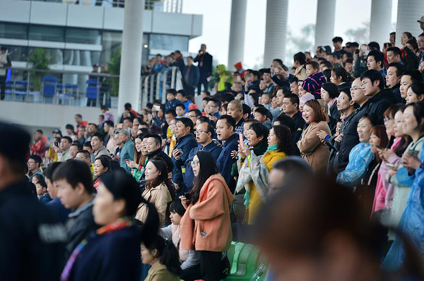 中国·株洲CKC中国卡丁车锦标赛总决赛在株洲开赛