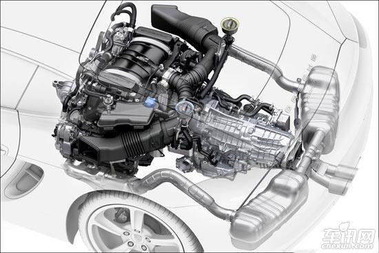 5l v6发动机性能全面,技术成熟.图片