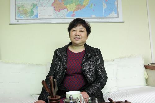 专访米奇漆周梅:精耕市场 巾帼不让须眉!